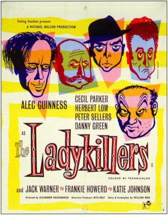 ladykillers1955poster