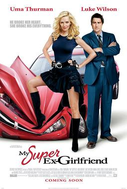 Wednesday Double Features- - Superhero Comedy My Super Ex Girlfriend