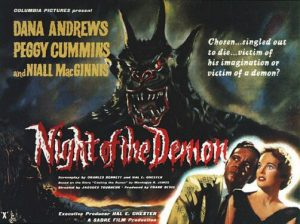 Halloween Double Feature Night of the Demon