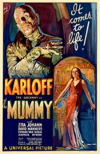 Wednesday Halloween Double Feature - The Mummy