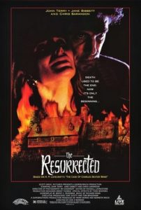Wednesday Halloween Double Feature - More Lovecraft the resurrected
