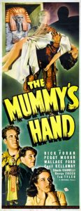 Wednesday Halloween Double Feature - The Mummy's Hand