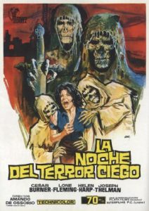 Wednesday Halloween Double Feature - The Blind Dead