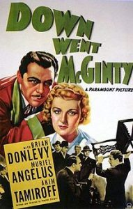 Wednesday Double Feature - The Election - the great McGinty