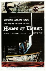 Wednesday Halloween Double Feature - Corman and Price do Poe, House of Usher