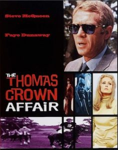 Wednesday Double Feature - Scams and Heists - The Thomas Crown Affair