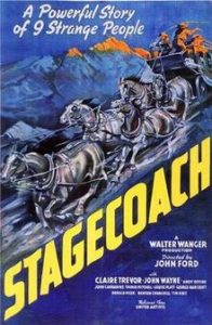 Stagecoach: Westerns With John Ford and John Wayne