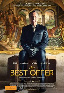 Wednesday Double Feature - Scams and Heists - The Best Offer