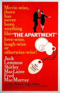 Wednesday Double Feature - Christmas-ish films - The Apartment