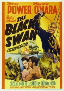 Wednesday double feature pirates the black swan