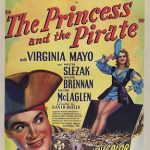 Wednesday double feature the princess and the pirate