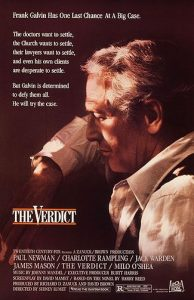 Wednesday Double Features - Courtroom Drama The Verdict