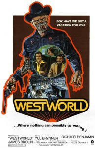 Wednesday double feature androids westworld