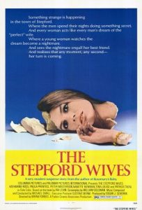 Wednesday double feature androids stepford wives