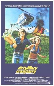 Wednesday Double Features - The Chase Dirty Mary Crazy Larry