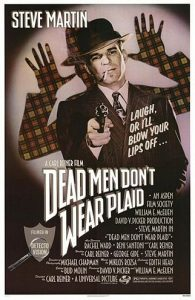 Wednesday Double feature film noir comedy dead men don't wear plaid