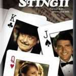The Sting II with Jackie Gleason a movie about boxing scams
