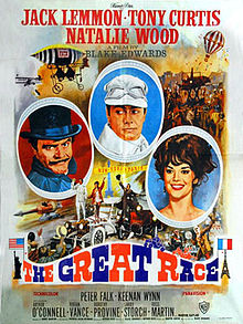 Wednesday Double feature the great Race