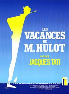 Wednesday Double Feature - Holidays Mr Hulot's Holiday