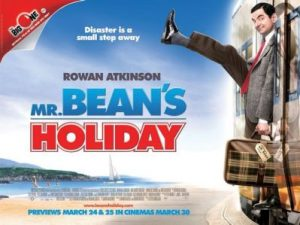 Wednesday Double Feature - Mr. Bean's Holiday