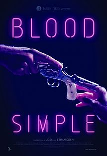 Wednsensday Double Feature - Gallows Humor in the New west Blood Simple