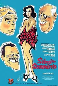 Wednesday Double Features - Roger Ebert's Favorite Brattish Comedies  School For Scoundrels