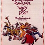 """Wednesday Double Features Barbara Streisand comedies """"What's up doc"""""""