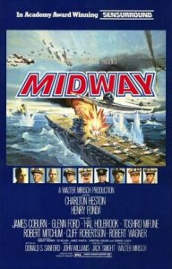 Wednesday Double Feature Pacific theater Midway