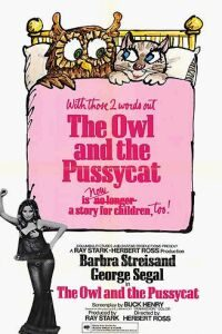 Wednesday Double Feature Comedies with Barbara Streisand  Owl and the Pussy cat