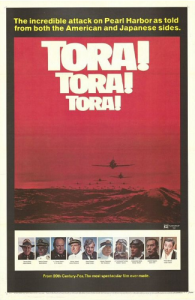 Wednesday Double Feature Pacific Theater Tora Tora Tora