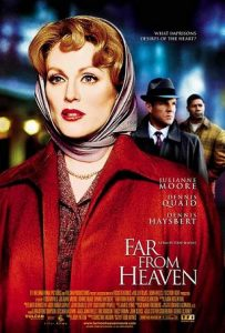 Wednesday Double Feature melodramatic slice of human Far From Heaven