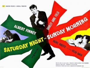 Wednesday Double Features - British New Wave Saturday Night and Sunday Morning