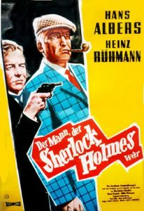 Wednesday Double Feature - Not Sherlock Holmes - The Man Who Was Sherlock Holmes
