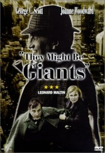 Wednesday Double Feature - Not Sherlock Holmes - They Might Be Giants