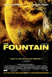 Wednesday Double Feature - Immortality - THe Fountain
