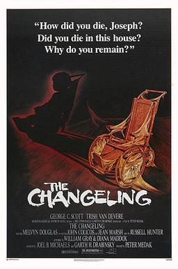 Wednesday Halloween Double Feature Haunted Houses The Changeling