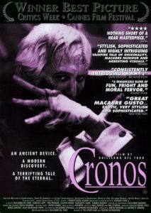 Wednesday Halloween Double Feature - Foreign Vampire Films With a Slight Sci-Fi Twist - Cronos