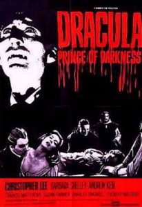 Wednesday Halloween Double Feature - Hammer's Dracula: Prince of Darkness