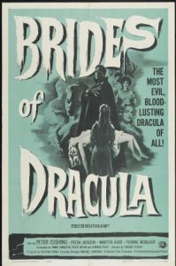 Wednesday Halloween Double Feature - Hammer's Brides of Dracula