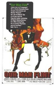 Wednesday Double Features - James Bond Parodies - Our Man Flint