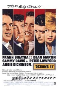 Wednesday Double Feature - Frank Sinatra Action Hero Ocean's 11