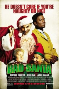 Wednesday Double Feature - Flawed Santa - Bad Santa