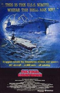Wednesday Double Feature - Naval Time Travel -  The Final Countdown