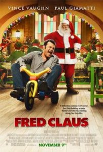 Wednesday Double Feature - Flawed Santa - Fred Claus