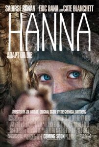 Wednesday Double Feature - Preprogrammed Killing Machines - Hanna