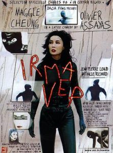 Wednesday Double Features - French Films Within French Films  - Irma Vep