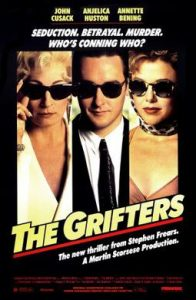 Wednesday Double Feature - Con Artists - The Grifters
