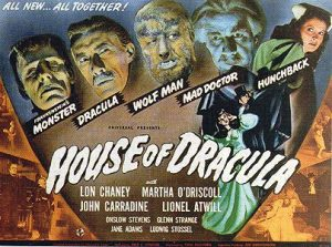 Halloween Double Feature - Universal Monster Mash! - House of Dracula