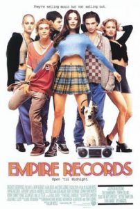 Wednesday Double Feature - Record Stores - Empire Records