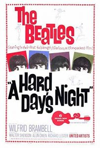 Wednesday Double Feature - Richard Lester and The Beatles - A Hard Day's Night